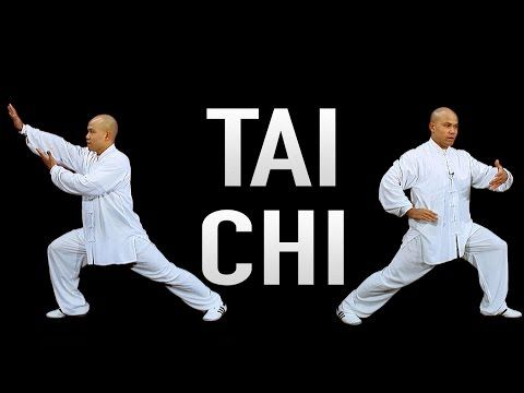 Tai Chi for Beginners Video | Dr Paul Lam | Free Lesson ...