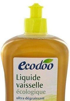 Faire soi-même son liquide vaisselle Bio et efficace !