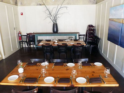 The Grocery In Charleston SC Table Made From Reclaimed Wood By Landrum Tables Landrumtables