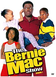 "The Bernie Mac Show:  an American sitcom that aired on Fox for five seasons from November 14, 2001 to April 14, 2006. The series featured comic actor Bernie Mac and his wife Wanda raising his sister's three kids: Jordan, Vanessa, and Bryana. The series was loosely based on Mac's stand-up comedy acts. In real life, Bernie ""Mac"" McCullough was married with one daughter; Mac's character on the show (a stand-up comedian) was married with no children of his own."