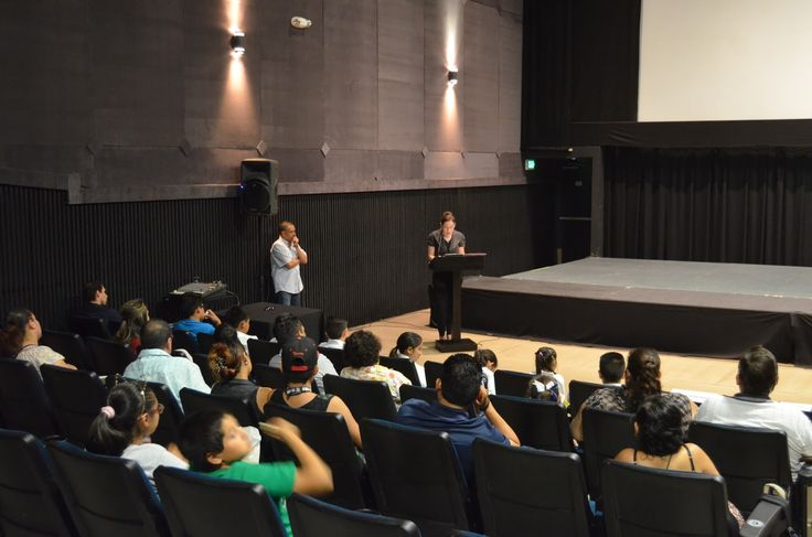 El Ciclo Artes Marciales un Tributo a Bruce Lee se realizó en la Sala Carlos Monsiváis del CECUT