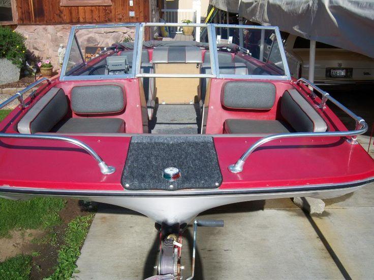 71 Fiberform 16-1/2 Tri-hull bowrider - SnoWest Snowmobile Forum