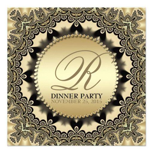 24 best Dinner Date images on Pinterest Dinner parties - free dinner invitations