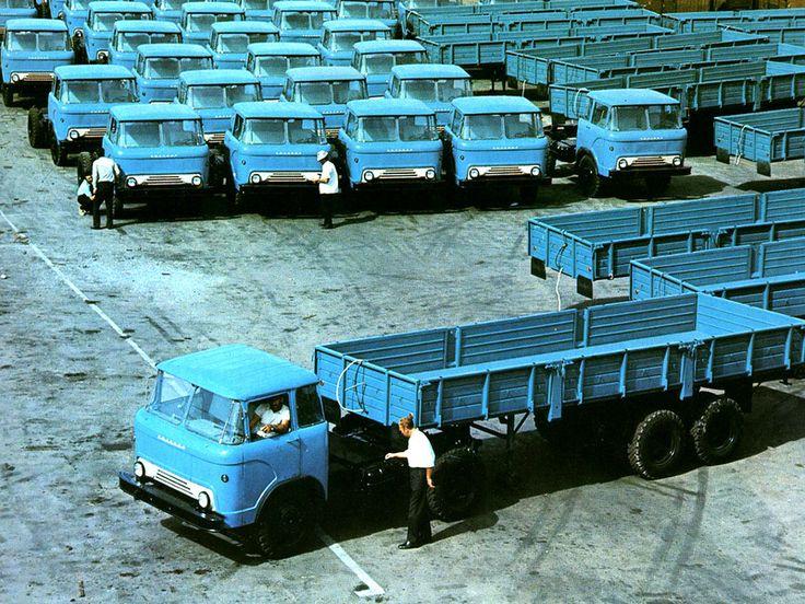 "КАЗ-608 ""Колхида"" '1967–76"