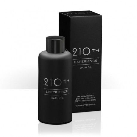 This gentle bath oil enriched with soy oil will give you a smooth and soft skin and enhances the regenerative capacity of the skin.  Fragrance: Mix of Linden Blossom, Freesia, Amber, Musks, Vanilla fudge and Fruits.  Instructions for use: Add desired amount of bath oil to a warm bath and stir until water and oil are well-mixed. For extra care use this bath oil in combination with the body cream.  Content: 150 ml  Not tested on animals