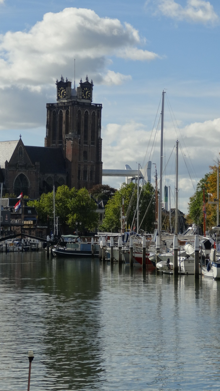 Great church, Dordrecht, Holland