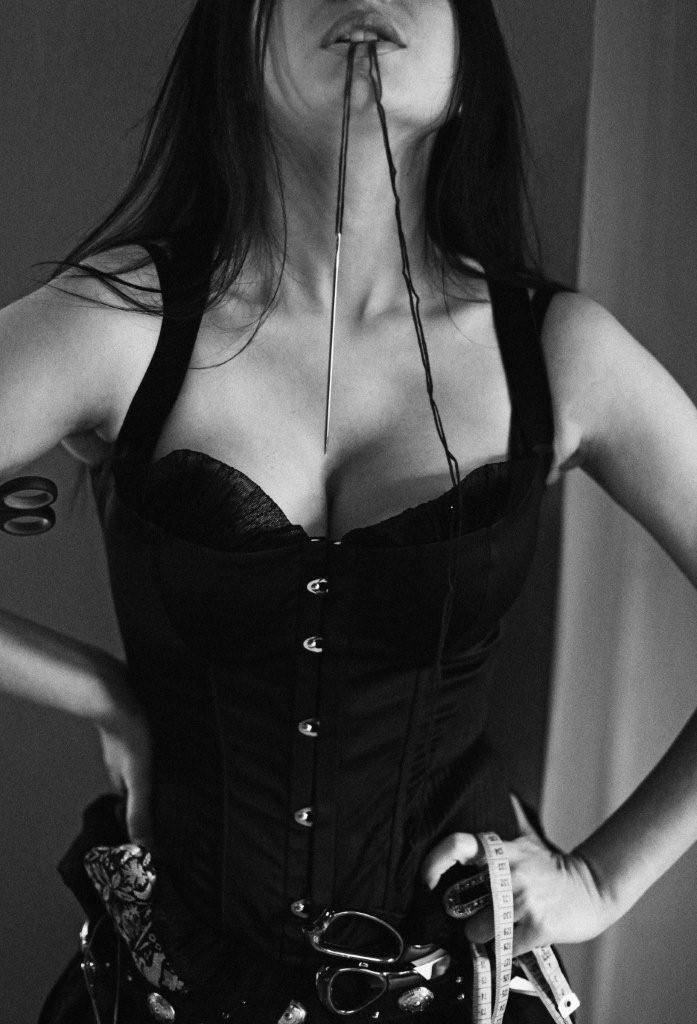 Demonic dressmaker