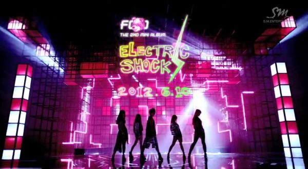 """MV for f(x)'s """"Electric Shock"""" is finally out!:"""