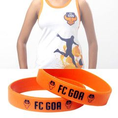 FC Goa- Chill Out Pack Bundle (Vest Women + Silicon Band) #Goa #TheFanStore #ISL #India #football #sports #Tshirt #gaon #Goa #IndianFootball #Beach #goaBeach #goaFans