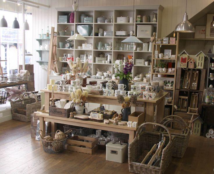 Willow & Stone store interior - June 2013