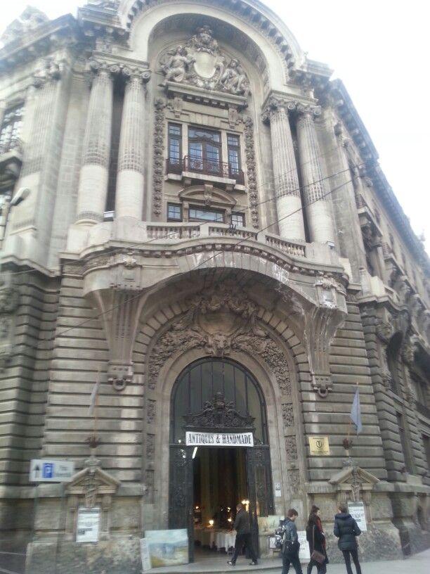 Bucharest, not Buckinghamshire