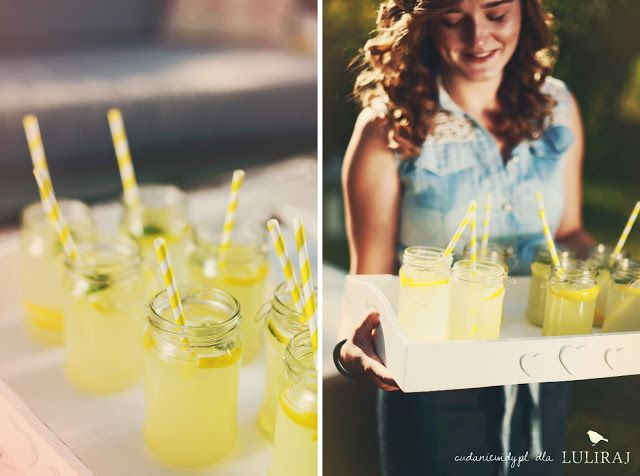How to make lemonade.   http://luliraj.blogspot.com/2013/09/wspomnienie-lata-lemoniada.html