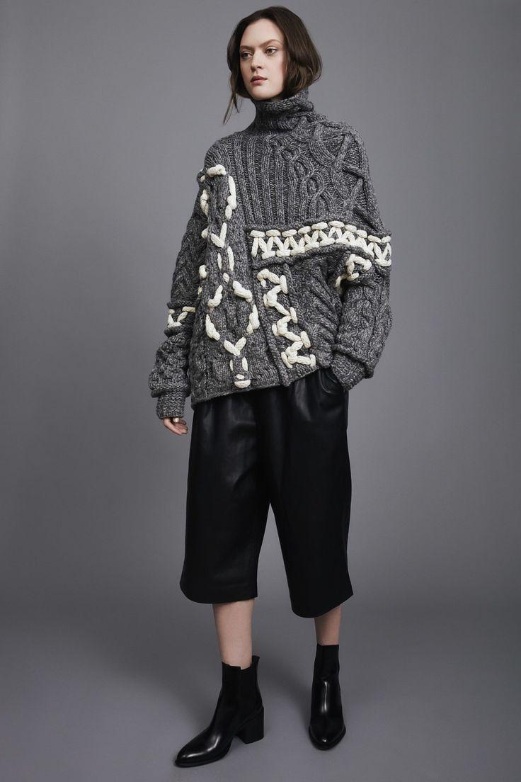 Incredible knitwear & crocheted designs Spencer Vladimir  spencervladimir.com/collections/#/fall-2017/