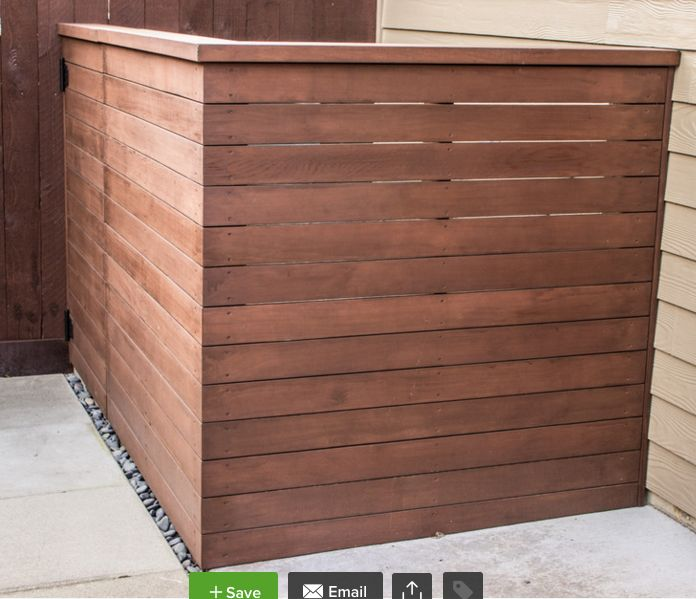 25 best ideas about air conditioner cover on pinterest for Air conditioning unit covers outside