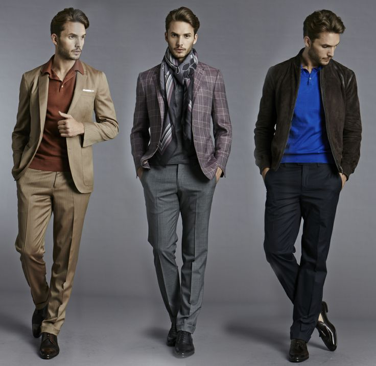 Larusmiani Men's Collection Spring/Summer 2015: iconic looks, elegantly casual.