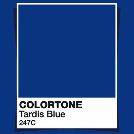 Tardis Blue Paint Color Sherwin Williams