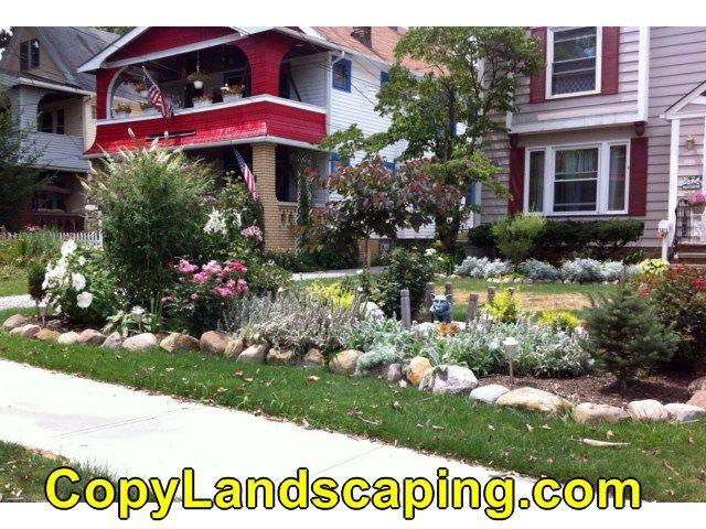 gorgeous front yard landscaping ideas ontario canada - Garden Ideas Ontario