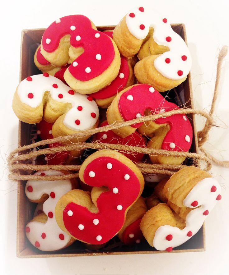 Birthday cookies fun!