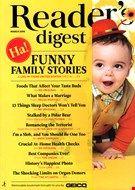 Reader's Digest Magazine 3/1/2016