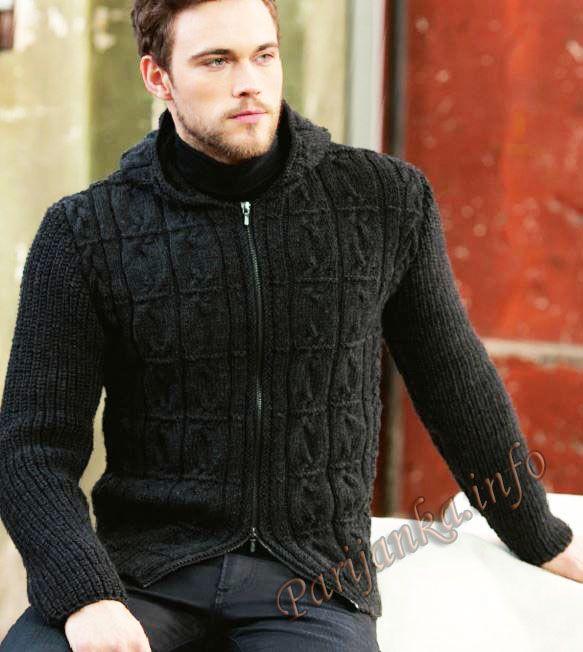 Пуловер (м) 06*225 FAM №4700