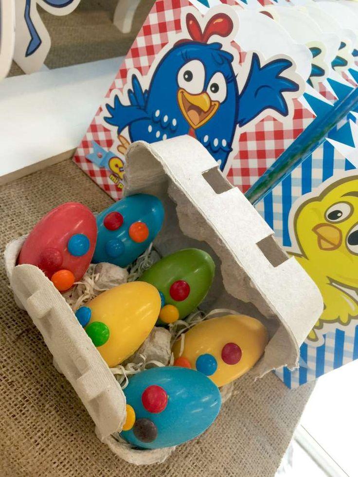 Galinha Pintadinha / Gallina Pintadita Birthday Party Ideas | Photo 1 of 15 | Catch My Party