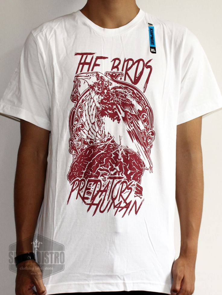 SKUMNK THE BIRDS | Serba Distro