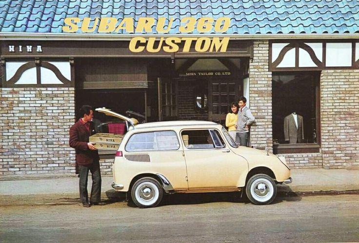 Subaru 360 Custom