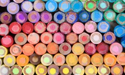 colored pencils, nice image