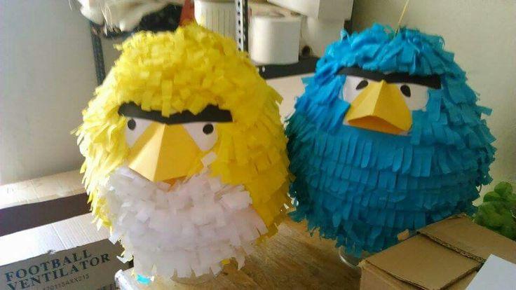 πινιάτα piñata piniata γενέθλια birthday party angry birds
