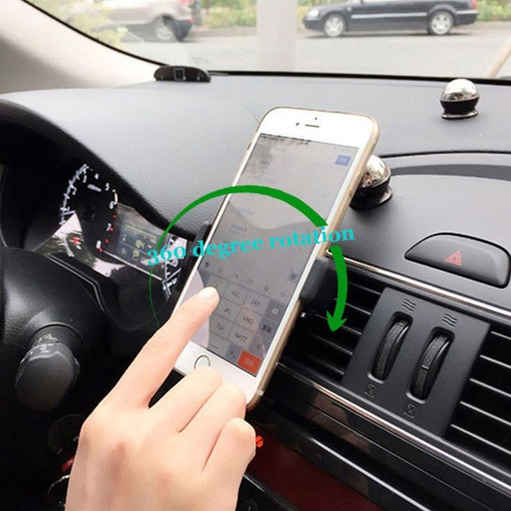 Universal Car Phone Holder For iPhone 6 6S Plus 5 Samsung Galaxy Huawei P8 Lite Xiaomi Redmi Note 3 Meizu i Phone Accessories