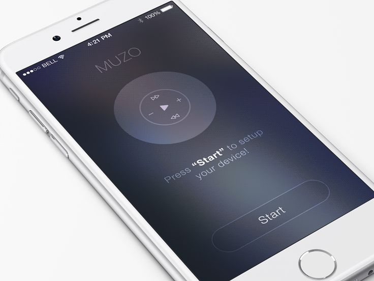 We teamed up with Palo Alto based Müzo to design an iPhone app for Cobblestone: a WiFi & HiFi Music System for Speakers. Cobblestone streams music to your sound system. It uses your smartphone ...