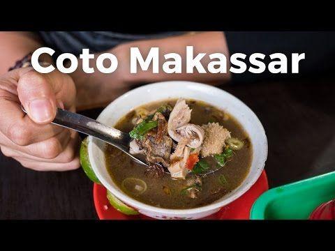 Coto Makassar - Indonesian Beef Organs Soup