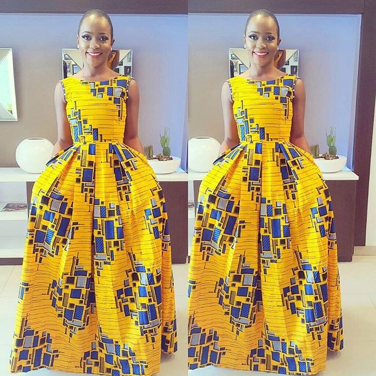 Top Ten Unique Ankara Styles For Wedding Occasion Collection  Dabonke
