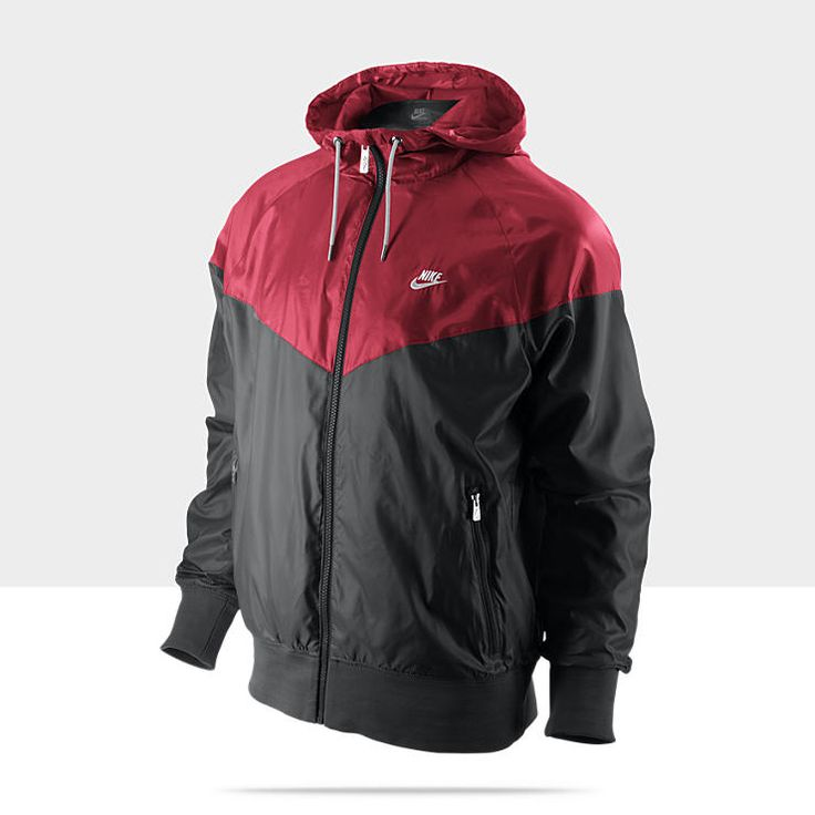 Windbreaker - it's a toss up between this one and K-Way