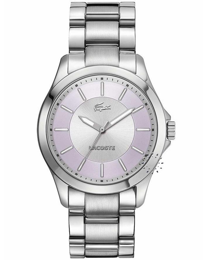 LACOSTE Purple Stainless Steel Bracelet Μοντέλο: 2000702 Η τιμή μας: 131€ http://www.oroloi.gr/product_info.php?products_id=32194