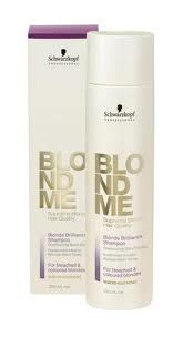Product Review - Schwarzkopf Blondme Shampoo/Conditioner