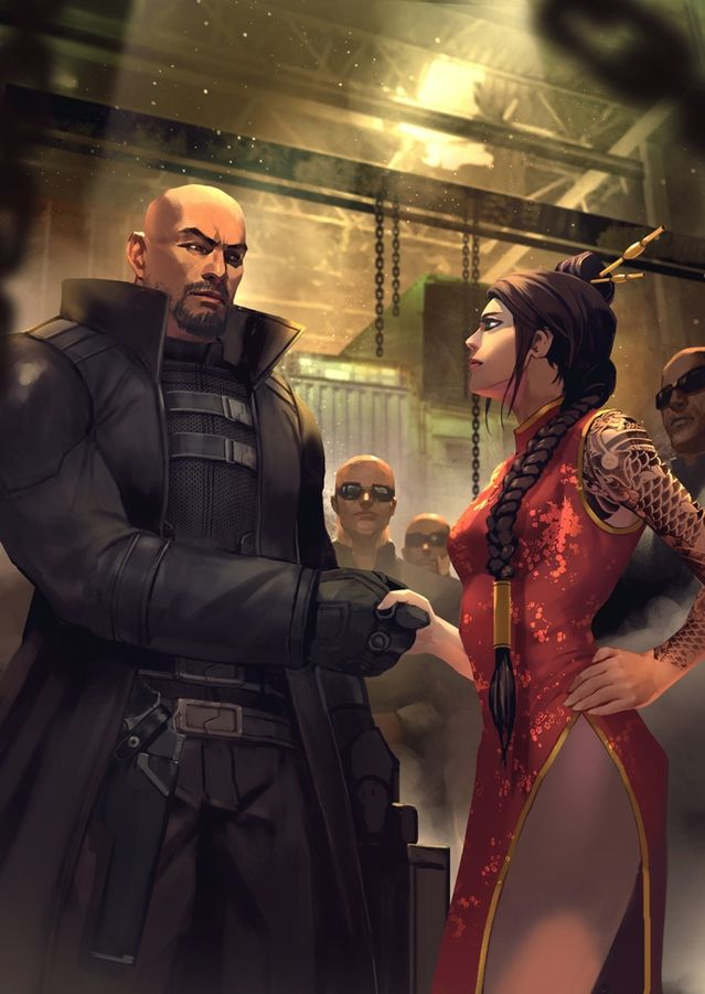 Corvus Belli's INFINITY Roleplaying Game by Chris Birch, Modiphius — Kickstarter