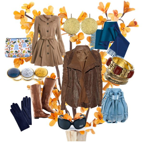 Fall Warmth, created by jonobo on Polyvore