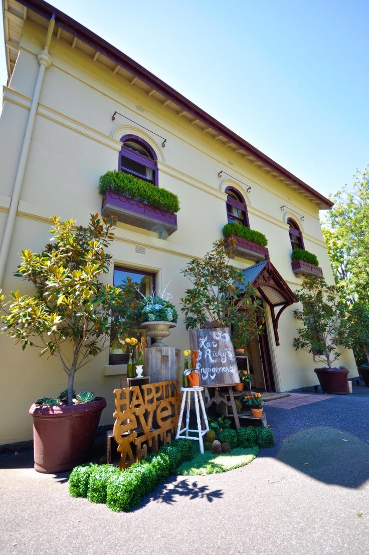 Garden's House