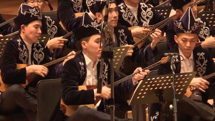 The Orchestra of Kazakh Folk Instruments