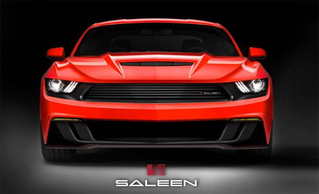 Steve Saleen *customizer* Previews What It Has in Store for the 2015 Ford Mustang