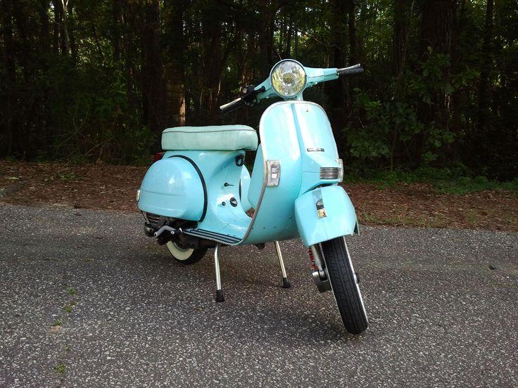 DiamondMichaelMoto - #GenuineScooters #Stella #PX #LML #Vespa #Piaggio #custom #scooter #scoot #Prima #PirateUpholstery #vintage #2t #classic #2stroke #BlackSunshinePolish #scooterworks #collector #SIP