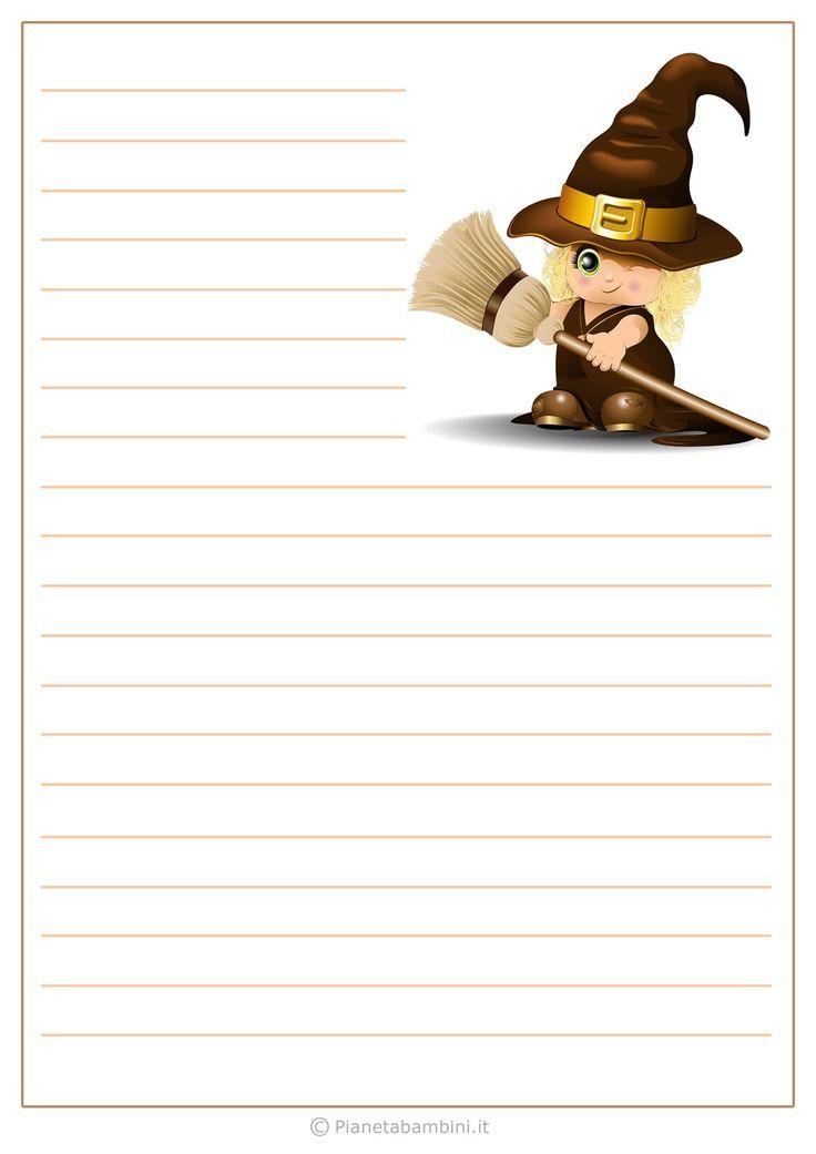 Modello di lettera alla Befana da stampare gratis n.6