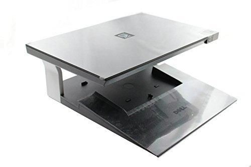 Dell E-CRT CRT Monitor Stand Latitude E4200 E4300 E5400 E5500 E6400 / 6400ATG E6500 E-Family Laptops and Precision M2400 M4400 M6400 Mobile WorkStations Part Numbers: 0J858C J858C 330-0875 W005C PW395 0PW395 330-0878
