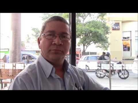 Entrevista Exclusiva, nuevo ombudsman en Tabasco Feb2016
