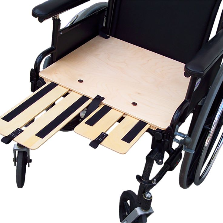 Personal Aide Low Profile Bariatric Wood Amputee