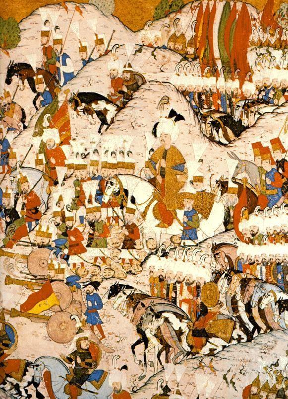 1526_-_Battle_of_Mohács.jpg (581×803)