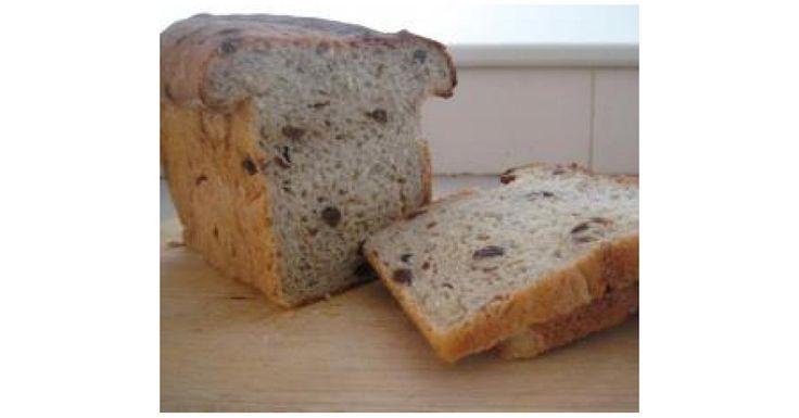 Fruity Buttermilk Bread