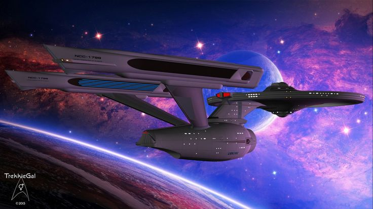 2273-2320 USS Discovery NCC-1798 by TrekkieGal on @DeviantArt