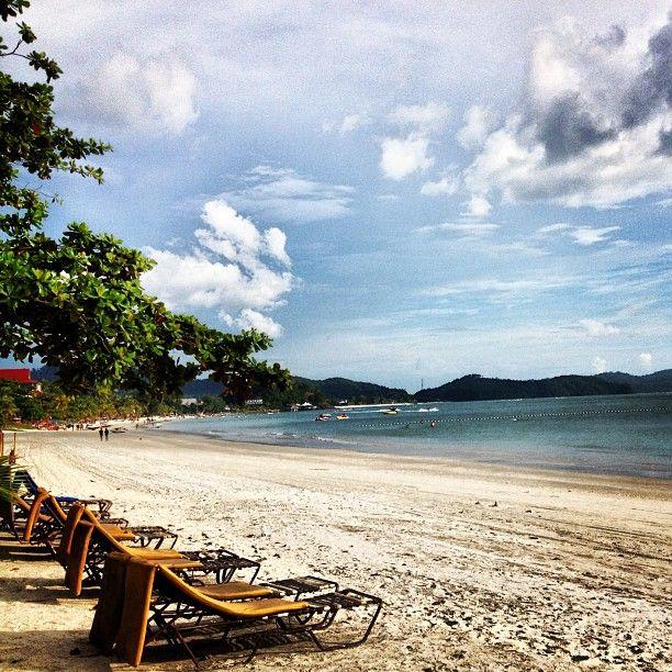 Pantai Cenang (Beach) in Kuah, Kedah